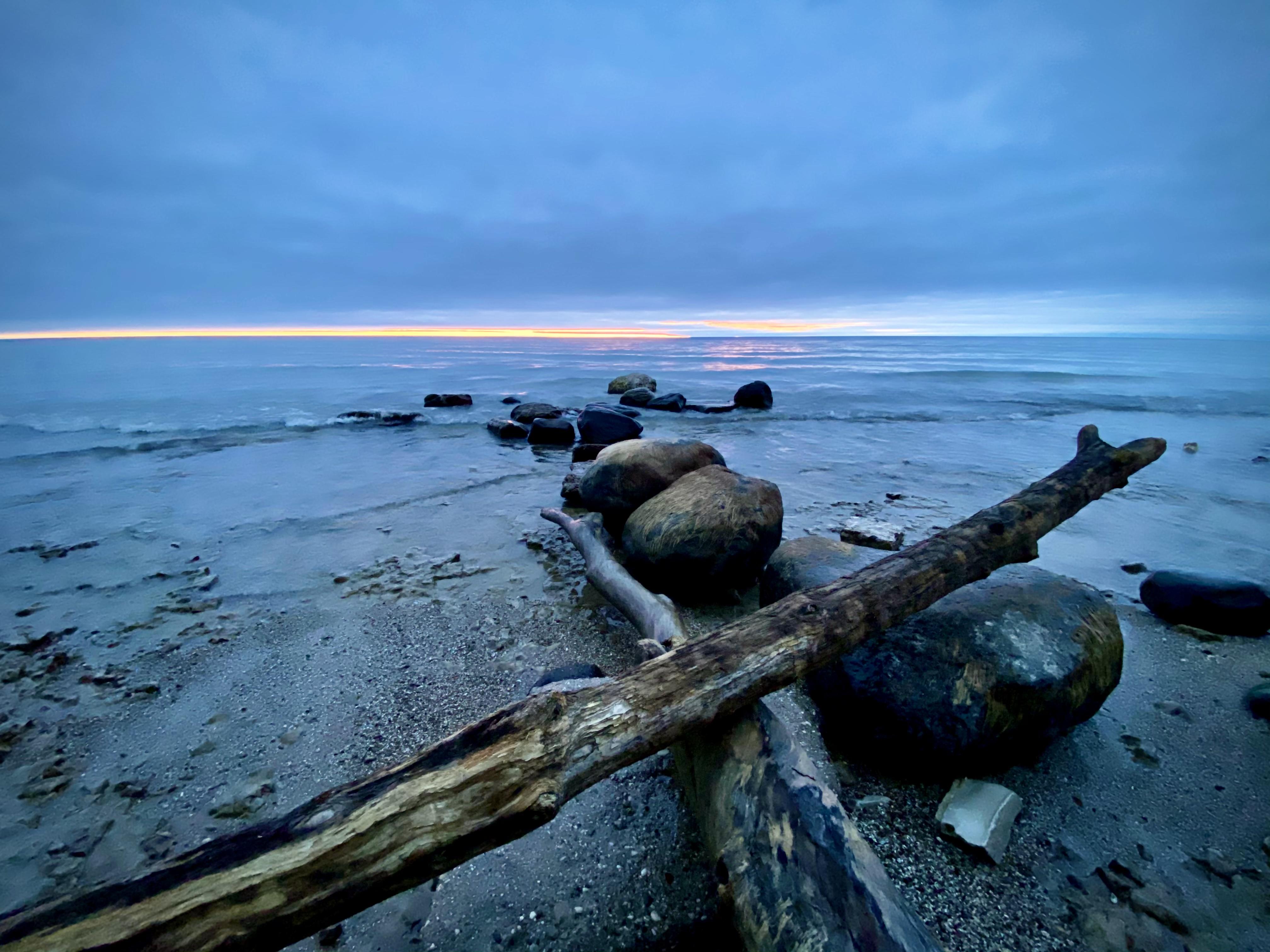 Harrington Beach state park in Belgium Wisconsin